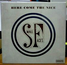 """SMALL FACES Here Come The Nice (4-CD + 7"""" Vinyl Box Set) OOP Brand New & Sealed!"""