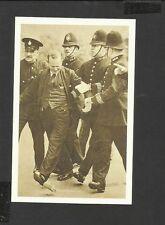 Nostalgia P/C George McMahon Arrested Hyde Park with a gun-King Edward V111 1936