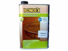 BONDEX Holzpflegeöl 0.5 l Holzschutz, Holzpflege, geruchsarm - farblos 9900