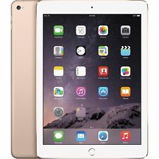"Apple iPad Air 2 16GB Gold WiFi 9.7"" A1566 Brand New  Unused Sealed"