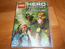 LEGO Hero Factory - Savage Planet (DVD, 2012)
