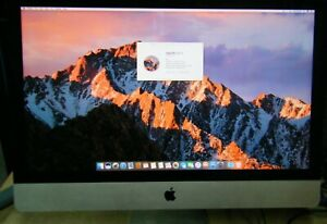 "Apple iMac Retina 5K 27"" i5 Quad Core 3.2GHz 8GB RAM 1TB HDD Late 2015 #3"