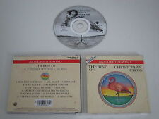 RIDE Like the Wind/The Best of Christopher Cross (Warner Bros. 9548-30656-2) CD