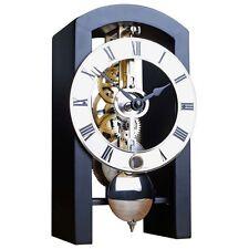 Hermle Patterson Skeleton Clock Black Model 23015-740721