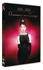 DVD *** DIAMANTS SUR CANAPE *** de Blake Edwards