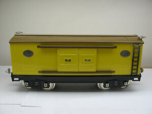 MTH Standard Gauge Early Production Auto Car No. 214 Boxed
