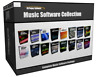 Music Audio Editing Recording MP3 WAV Production Studio Software Collection