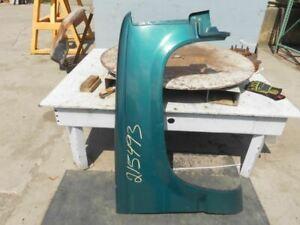 Passenger Fender Front Fits 88-02 CHEVROLET 3500 PICKUP 186281