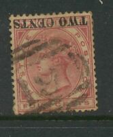 Stamp Mauritius 1891, SG118, used, combine shipping 0188