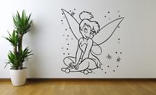 Tinkerbell Disney Style Wall Art Decal Sticker CH48
