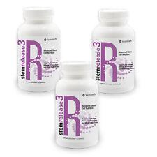StemRelease3 SRE by StemTech 60 Capsules Advanced Stem Cell Nutrition (3 Pack)!!