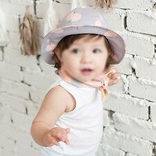 1x Enfants Bébé Garçon Filles Soleil Chapeau Bonnet Casquette Respirable  Cadeau 536b6becfd4