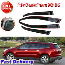 Fit For Chevrolet Traverse 2009-2017 Wind Rain Guards 94161 AA822VW
