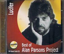 Parsons,The Alan Project Lucifer Best 24 Karat Zounds Gold CD