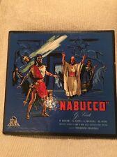 Fernando Previtali - Verdi Nabucco * Cetra LPC 1216 3LP Box Set NM