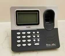 Fingertec TA300 Finger Print biometric Time Clock System
