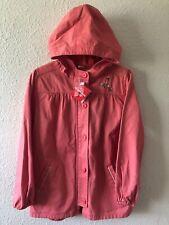 NWT HANNA ANDERSSON Hoodie Jacket  Coat Pink  160 Retail $89