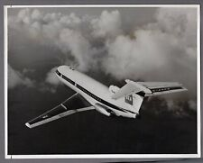 BEA BRITISH EUROPEAN AIRWAYS TRIDENT INFLIGHT 1967 ORIGINAL AIRLINE PHOTO G-ARPB