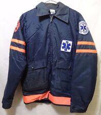 Vintage Inter-Canyon Rescue Squad Fire Department EMT Colorado Jacket S/M LOT #2
