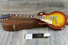 Unplayed! Gibson Custom Shop Historic '60 Les Paul 1960 Lefty Left 2018 Vintage