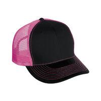 NEON PINK ORANGE YELLOW GREEN TRUCKER HATS Caps Cap Hat Cotton/mesh HUGE SELLERS