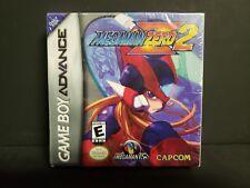 Mega Man Zero 2 (Nintendo Game Boy Advance, 2003) GBA Brand New Sealed NEW