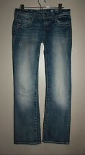MISS ME EASY BOOT LOW RISE STRETCH JEANS SIZE 26