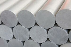 """Aluminium Round Bar Metal Rod - 3/16"""" to 1"""" Various Lengths - FREE Delivery!"""