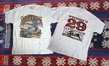 """HEAVY COTTON"" Doug Wolfgang 1985 Vintage Sprint Car T-Shirt REPRINT"