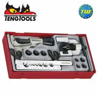 Teng 10pc Tube Pipe Cutter & Flaring Tool Set TTTF10 - Tool Control System