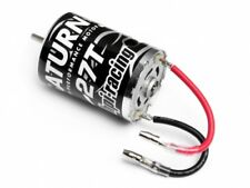HPI Saturn 540 Motor 27T with Capacitor and Connector 540 Size Brushed HPI 1144