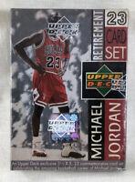 Upper Deck 1999 Michael Jordan Retirement Card Set