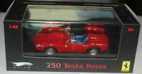 FERRARI 250 TESTA ROSSA  - HOT WHEELS ELITE 1/43 NEUF