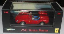 FERRARI 250 TESTA ROSSA  - HOT WHEELS ELITE 1/43 NEUF