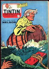 TINTIN N°427. 27 décembre 1956.