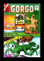 GORGO #16, 1963, STEVE DITKO, CHARLTON COMIC, HORROR/SCI FI COMIC