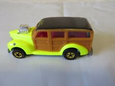 Mattel Hot Wheels 1979 California Custom Woody Station Wagon Malaysia #6224