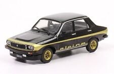 Renault 12 Alpine (1978) Diecast 1:43 Autos Inolvidables Argentina w/magazine
