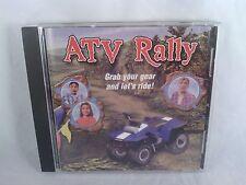 ATV Rally PC/Mac CD-ROM Racing Game 2002