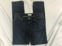 Aeropostale Womens Juniors Bayla Skinny Medium Wash Jeans Size 5/6