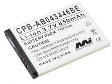 BST3108 XX 850mAh battery for Samsung SGH- A130 B108 B189 B220 B289 B300 B308