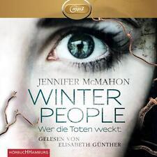 Winter People - Wer die Toten weckt von Jennifer McMahon (2014)