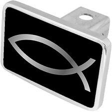 New Jesus Fish Novelty Hitch Cover Plug