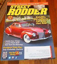 STREET RODDER April 2012- Phantom '40, handy tools, Hot Rod library 8 must read