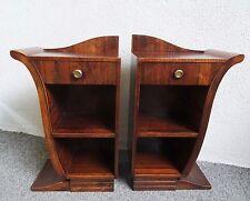 Très Belle Paire de Chevets ART DECO 1930's - Beautiful Nightstands Bedsides