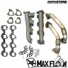 High Flow Manifolds / Up Pipes for 6.6L Duramax Diesel (Sale Limited Time Only!)