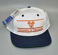 Tennessee Volunteers The Game Split Bar Vintage 90's Snapback Cap Hat - NWT