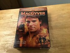 MacGyver - The Complete First Season 6 disc set Used