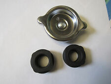 69-77 Corvette Camaro LT1 Z28 GROMMETS and OIL CAP FOR ALUMINUM FIN VALVE COVER