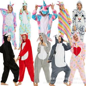 New Neutral Cartoon Animal Disney Adult Onesie0 Kigurumi Cosplay Pajamas Costume